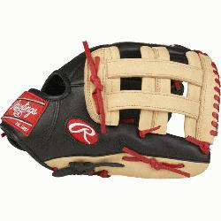 o your game with a Gamer™ XLE glove! With bold brightl
