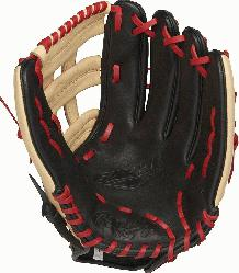 me color to your game with a Gamer™ XLE glove! With bold brightly-colored leather she