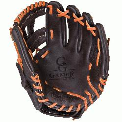 amer XP Mocha GXP1125MO Baseball Glove 11.25 Inch Right Handed Throw  The Gamer XLE series f