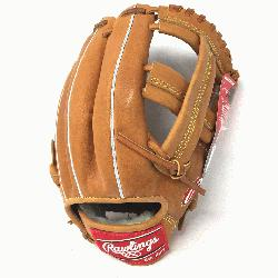 PROSPT Heart of the Hide Baseball Glove is 11.75 inch. Made with Horween C55 tanned Heart of