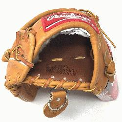 s PROSPT Heart of the Hide Baseball Glove is 11.75 inch. Made with Horween C55 tanned Heart of