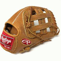 bsp; The Rawlings PRO1000HC Heart of the Hide Baseball Glove is 12
