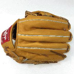 Rawlings PRO1000HC Heart of the Hide Baseball Glove is 12 inches. Made with Horw