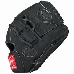 t of the Hide Baseball Glove 11.75 inch PRO1175BPF Right Hand Throw  Rawlings-p