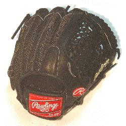 the Hide PRO12MTM 12 Inch Baseball Glove w Mesh Back Right Handed Throw  Rawlings He