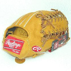 12TC Heart of the Hide Baseball Glove is 12 inches. Made with Japanese tanned Heart of H