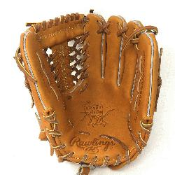 RO200-4 Heart of the Hide Baseball Glove is 11.5 inches. Made with Japanese tanned Heart of Hide l