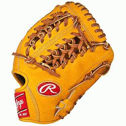of the Hide Baseball Glove 11.5 inch PRO200-4GT Right Handed Throw  The Heart of the Hide