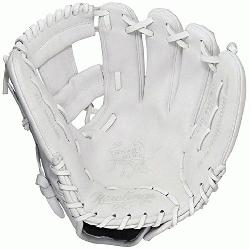wlings Heart of the Hide White Baseball Glove 11.5 inch PRO202WW Right-Handed-Throw  Inf