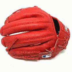 Heart of the Hide. Pro I Web. Indent Red Heart of Hide Leather. Standard fit and standard break in