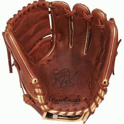 1.75 pattern Heart of the Hide Leather Shell Same game-day pattern as some of baseball&rs