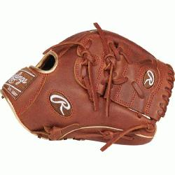 n Heart of the Hide Leather Shell Same game-day pattern as some of baseball's top pros Li