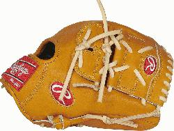 Heart of the Hide baseball gloves are handcrafted with ultra-premium steer-hide leather