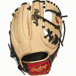 the Hide baseball glove features a 31 pattern which means the hand open