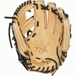 Heart of the Hide baseball glove features a 31 pattern