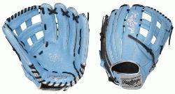 t of the Hide ColorSync outfield glove is constructed from ultra-premium steer-hi