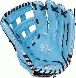 e 12.75-Inch Heart of the Hide ColorSync outfield glove is constructed from ultra-premium