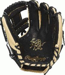 s 11. 25-inch Heart of the Hide infield glove provides balan