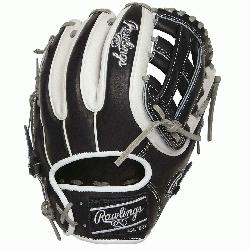 features and a quick break-in process the Rawlings Heart of the Hide 11.5 inch H-web glove will be