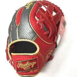 Packed with pro features and a quick break-in process the Rawlings Heart o