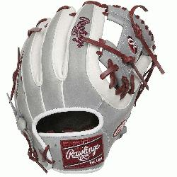 from our ultra-premium steer-hide leather the Rawlings 11.75-inch Heart of the Hide i