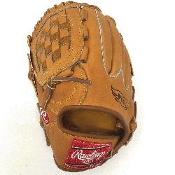 the Hide PRO6XBC Baseball Glove Left Handed Throw