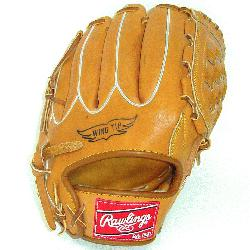 wlings Heart of the Hide PRO6XBC Baseball Glove. Basket Web and Wing Tip Bac