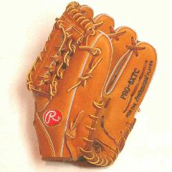 of Hide PRO6XTC 12 Baseball Glove Right Handed Throw  Rawlings PRO6XTC Pattern exclus