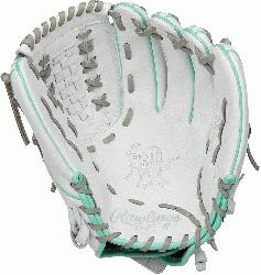 Heart of the Hide fastpitch softball gloves from Rawlings provide the perfec