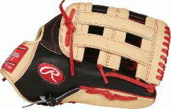 rt of the Hide Bryce Harper Gameday pattern baseball glove. 13 inch Pro H Web and conv