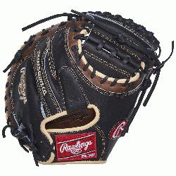 m world-renowned ultra-premium steer-hide leather this Heart of the Hide catchers mitt 33-inch was