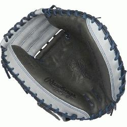 imited Edition Color Sync Heart of the Hide Catchers Mitt from Rawlings fe