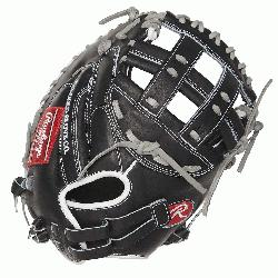 d from Rawlings' world-renowned Heart of the Hide® steer hide leather Heart