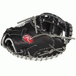Rawlings' world-renowned Heart of the Hide® steer hide leather Heart of the Hide&re