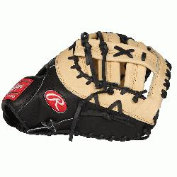 gs 13-inch Heart of the Hide first base glove is perfect