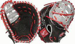 rom Rawlings world-renowned Heart of the Hide steer leather Heart o
