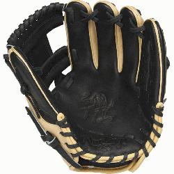 ted from Rawlings' world-renowned Heart of the Hide® steer hide leather Heart of the Hide