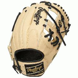 2021 Heart of the Hide 11.5-inch I-web glove is constructed from