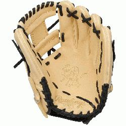 2021 Heart of the Hide 11.5-inch I-web glove is constructed from ultra-premium steer-hi