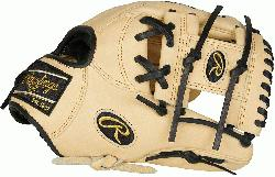 1 Heart of the Hide 11.5-inch I-web glove is constructed from ultra-premium steer-hi