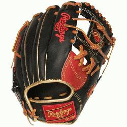 Constructed from Rawlings' world-renowned Heart of the Hide&r