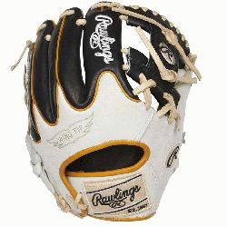 ders the 11.5-inch Rawlings R2G glove forms t