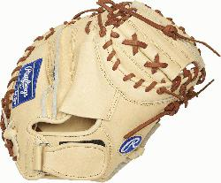 fted from world-renowned Heart of the Hide ultra-premium steer-hide leather this Rawlings Salv