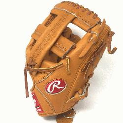 p>Rawlings Heart of the Hide PROTT2. 11.5 inch single post web. Camel Leather