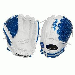 yle with the Liberty Advanced Color Series 12-Inch infield/pitchers glove. It
