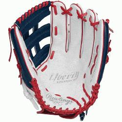 y balanced patterns of the updated Liberty Advanced series from Rawlings ar