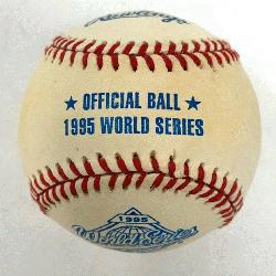 l World Series Baseball 1 Each. One ball in box.</p>