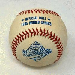 ial World Series Baseball 1 Each. One ball in box.</p>