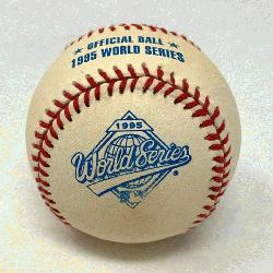 icial World Series Baseball 1 Each. One ball in box.</p