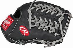 rt of the Hide174 Dual Core fielders gloves are